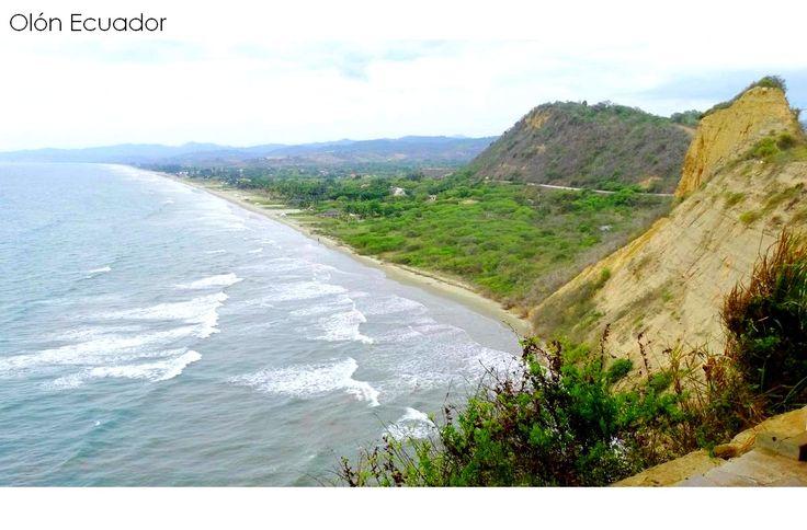 Vamos a la playa playasdecuador.com #PlayasEcuador