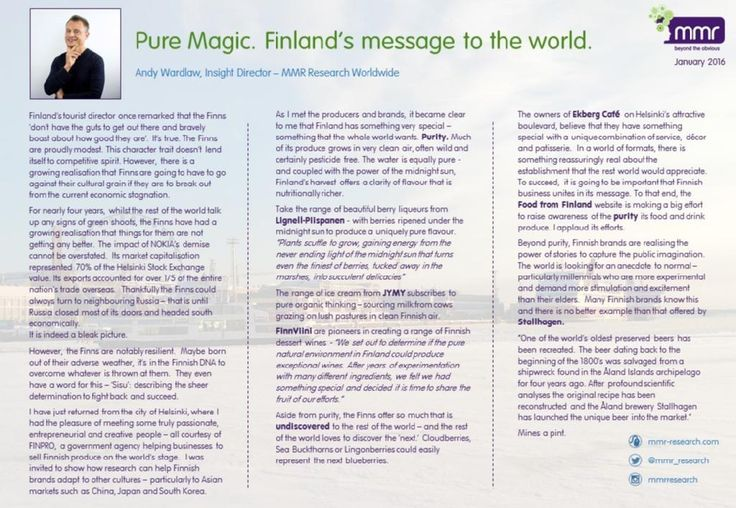 BLOG: Pure Magic by Insights Director - Andy Wardlaw. For more visit our blog - www.mmr-research.com/blog