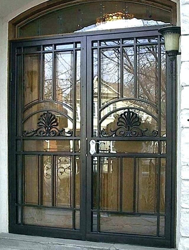 Lowes Pella Storm Door Mandydamattainfo Double Front Doors Double Entry Doors Double Front Entry Doors