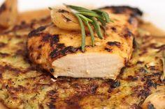 Mustáros-fokhagymás mártásban sült csirke - MindenegybenBlog