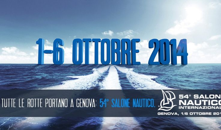 The 54° ‪#‎GenoaBoatShow‬ opens today! We will introduce the new refrigerator with a drawer model FC0; come and visit us at stand n. 15 Pavilion B!