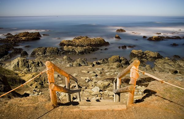 Moonstone Beach, CA