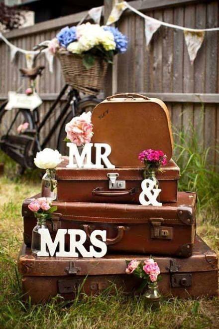 Dalla soffitta al salotto: le vecchia valigia regina dell'arredo