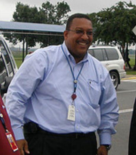 Ronald Mathieu, Haitian American CEO of the Bill & Hillary Clinton airport of Little Rock, Arkansas, US