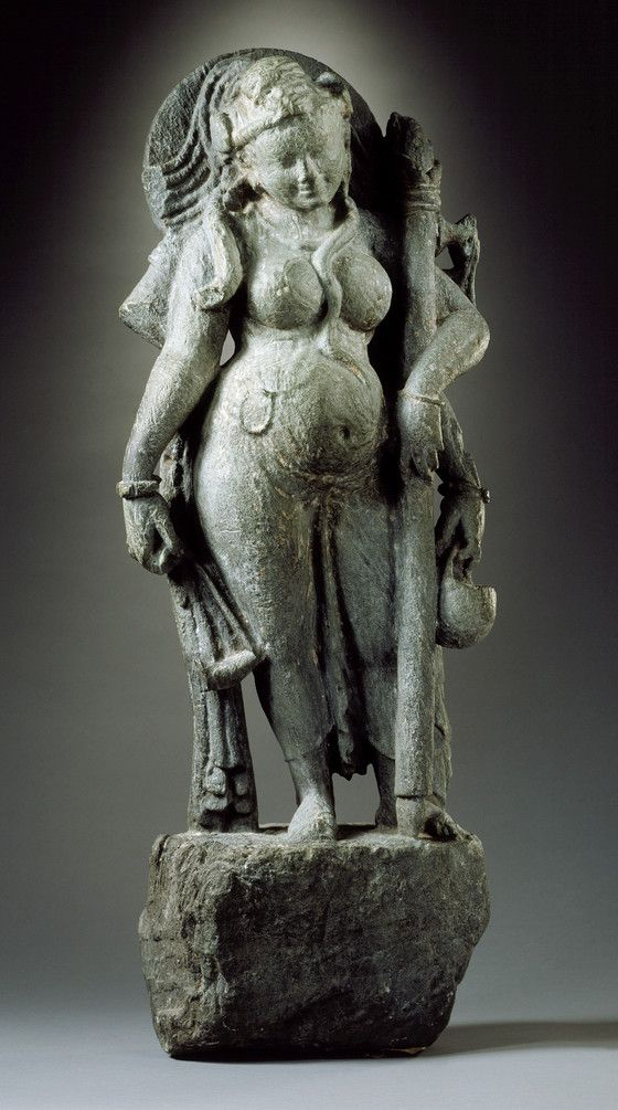 A Tantric Goddess | LACMA Collections