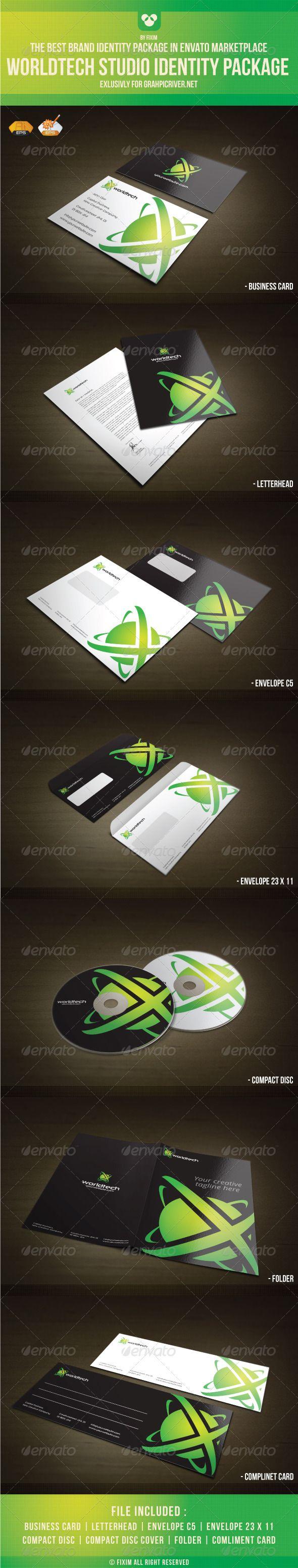 WorldTech Identity Package