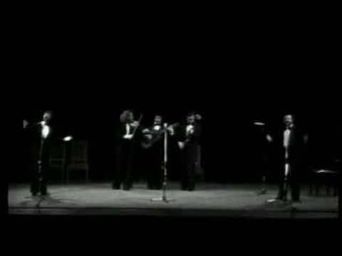 Serenata Mariachi 1976 (Les Luthiers) Completo lo mejor