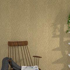 L'intissé MILA recouvre vos murs de paille tressée !  Ce parfait trompe-l'oeil de couleur beige naturel crée une ambiance tropicale, originale et très en vogue ! Imaginez les motifs de feuilles de palme, d'oiseaux et de fleurs exotiques qui viendront compléter votre déco... vous êtes au coeur de la jungle !