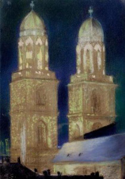 Artist Augusto Giacometti