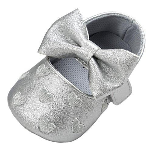 Oferta: 5.32€ Dto: -63%. Comprar Ofertas de zapatos niña bebe, Switch Recién nacido Bebé ninas bowknot Prewalker Zapatos primeros pasos, princesa Zapatos verano oferta 2 barato. ¡Mira las ofertas!