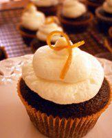 Cupcakes mit Alkohol nicht nur im Kuchen, sondern auch im Zuckerguss. – MICHELLE S.
