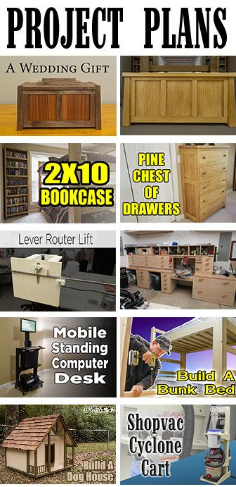 I got into the whole online woodworking thing from YouTube. There are thousands of great, inspirational YouTube woodworking videos out there that are sure to provide you with enough entertainment a…