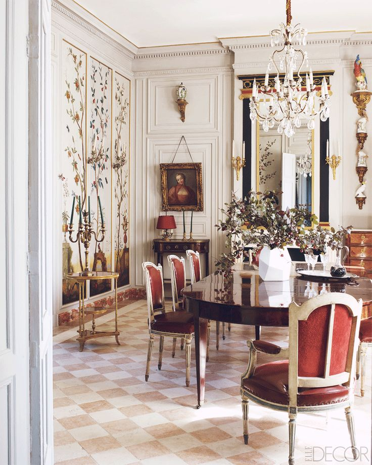 Charming A Manor House Renovated By Paris Based Designers Michael Coorengel And  Jean Pierre Calvagrac For Hermès Dynasty Brothers Laurent And Renaud Mommeja