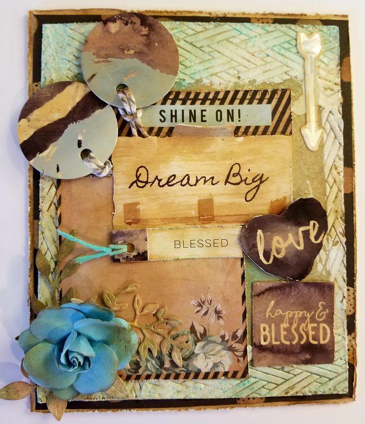 Dream Big Birthday Card - Scrapbook.com