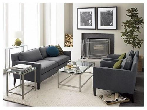 Color Vaughn Apartment Sofa