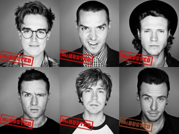 #Mcbusted. It's like my dream has come true.