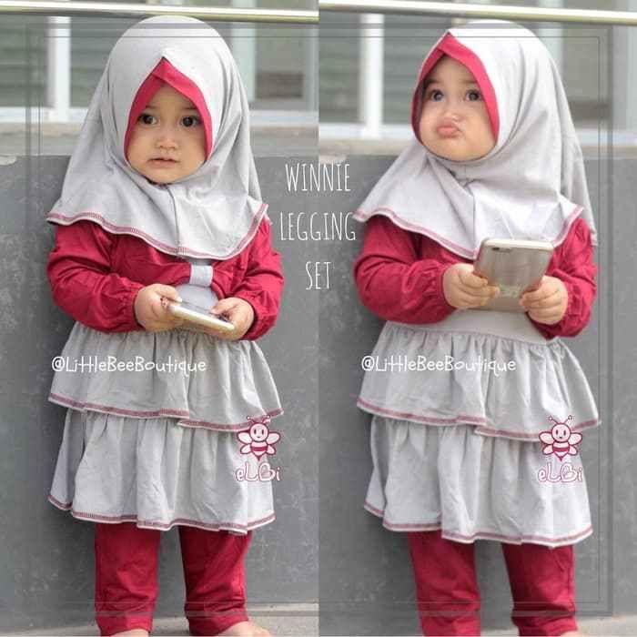 Baju Gamis Bayi Perempuan 0 6 Bulan
