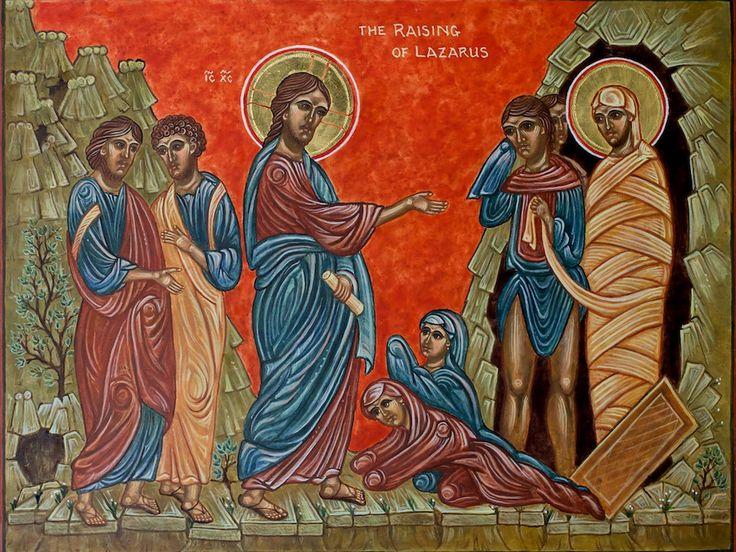The Seventh Sign commences as the plot to put Jesus to death get underway.  http://thesestonewalls.com/gordon-macrae/de-profundis-pornchai-moontri-and-the-raising-of-lazarus/?utm_campaign=coschedule&utm_source=pinterest&utm_medium=Gordon&utm_content=De%20Profundis%3A%20Pornchai%20Moontri%20and%20the%20Raising%20of%20Lazarus