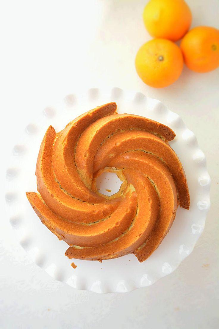 BEST Orange Cake Oppskrift