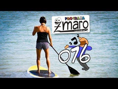 Programa Zmaro - Surf, Stand Up, Cante Afinado e música religiosa/sertaneja - Programa Zmaro 076