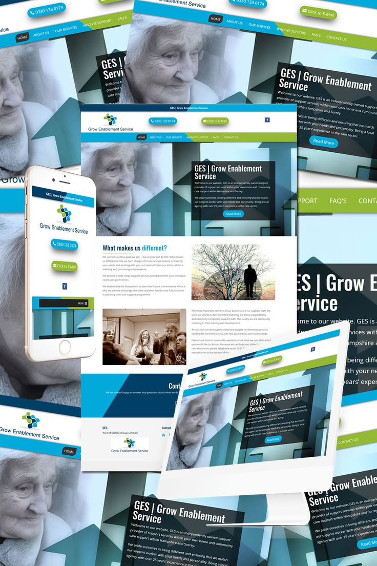 The New Website for the Grow Enablement Service in Southampton https://hostcat.co.uk/project/grow-enablement-services/