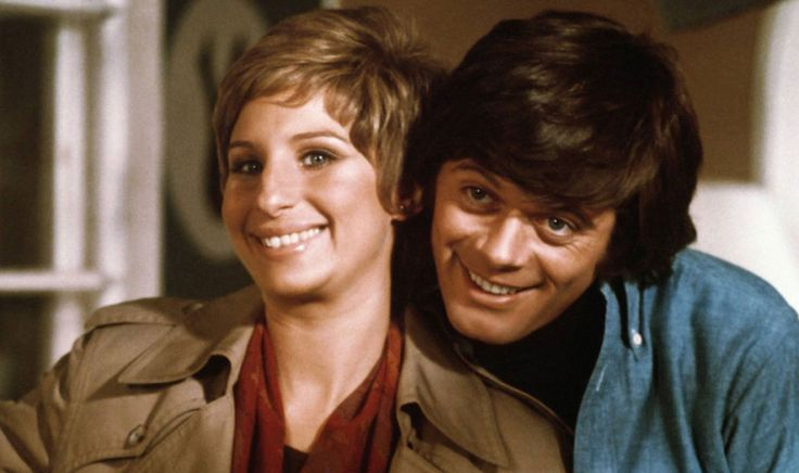 Barbra Streisand & Michael Sarrazin in For Pete's Sake