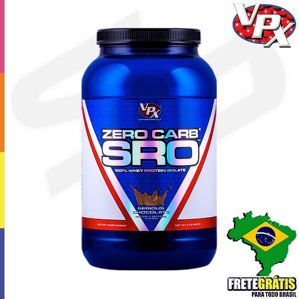 VPX Zero carb - 0g de açúcar; VPX Zero carb é ZERO de lactose, aspartame e acessulfame K; Suplemento ideal para ganho de massa muscular; VPX Zero carb oferece 20g de proteina por porção; Suplemento com FRETE GRÁTIS