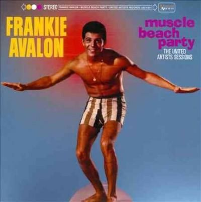 Frankie Avalon - Muscle Beach Party: The United Artists Sessions, Blue