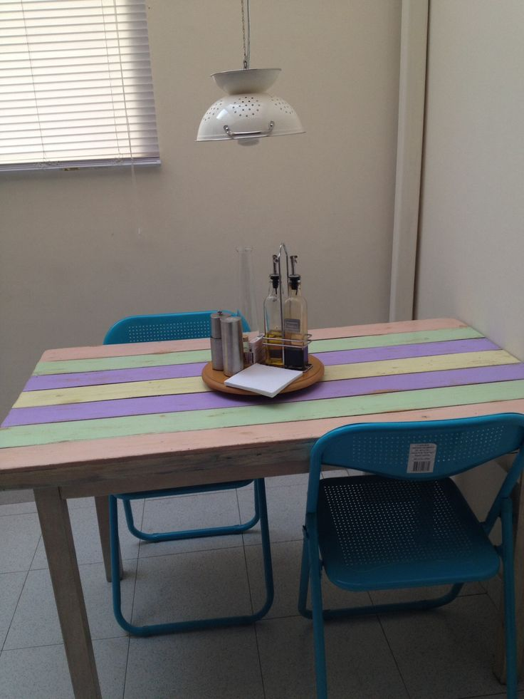 Kitchen table!