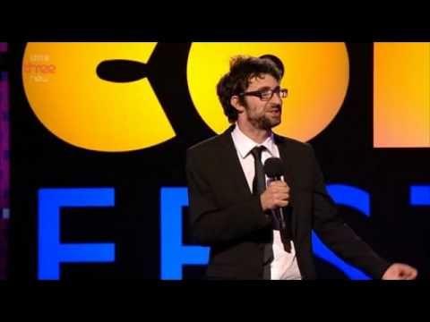Mark Watson Edinburgh Comedy Fest 2012