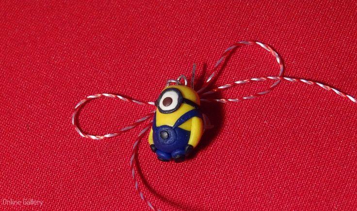 Martisor Minion - dispicable me Minion
