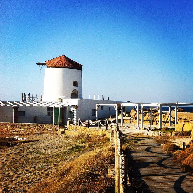 http://1000klik.gr/ Greece Skyros windmill