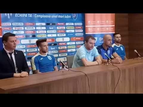 24 ore pana la meciul CS Universitatea Craiova- AC Milan. Emotii. Anticipare. Energie. - Raluca Brezniceanu