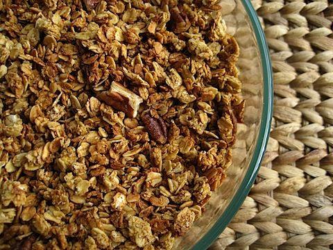 Pumpkin Coconut Pecan Granola | Favorite Fall Foods Ѽ | Pinterest