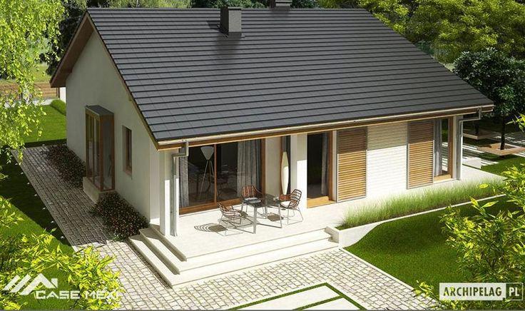 Proiecte de case mici cu structura metalica - spatii in pas cu vremurile