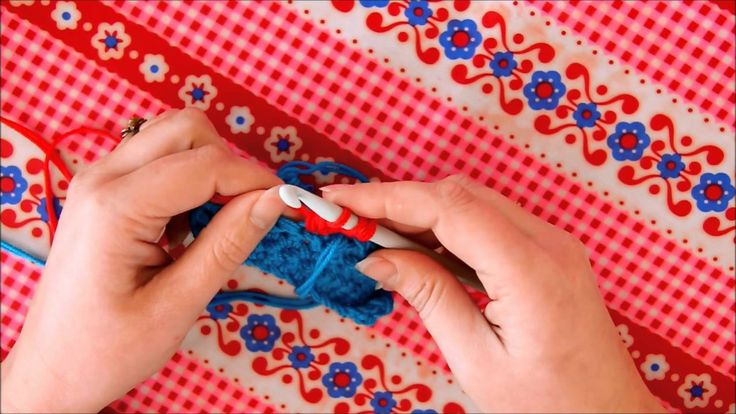Instructie gehaakt noppen deken