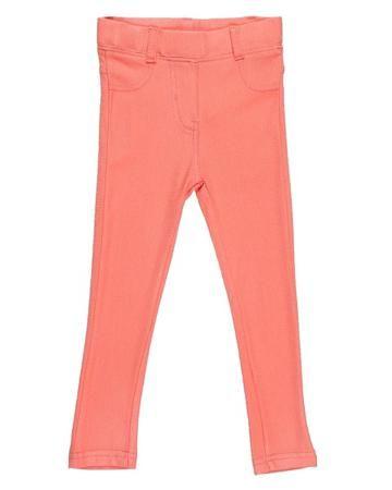 Sweet Berry трикотажные коралловые  — 799р. -------------------- Трикотажные брюки Sweet Berry кораллового цвета прекрасно подходят для повседневной носки. Изделие изготовлено из трикотажа.