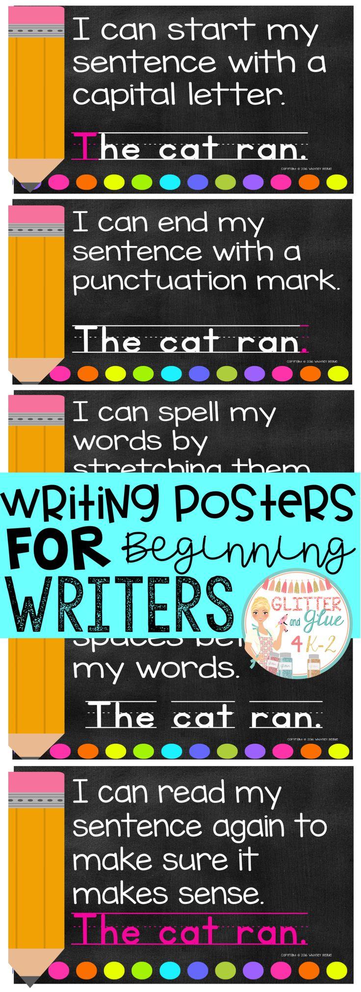 Kinder Garden: Best 25+ Writing Centers Ideas On Pinterest