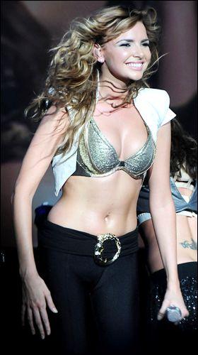 Nadine Coyle Bikini 38