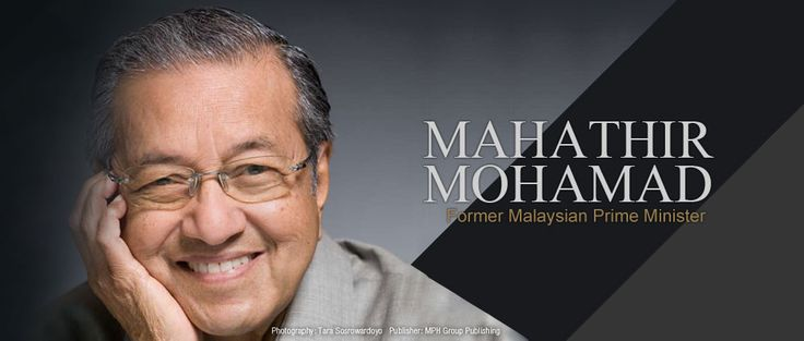 #Mahathir_Mohamad Malaysia
