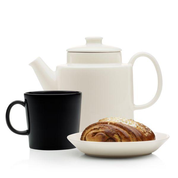 """Teema"" porcelain from Finnish Iittala."