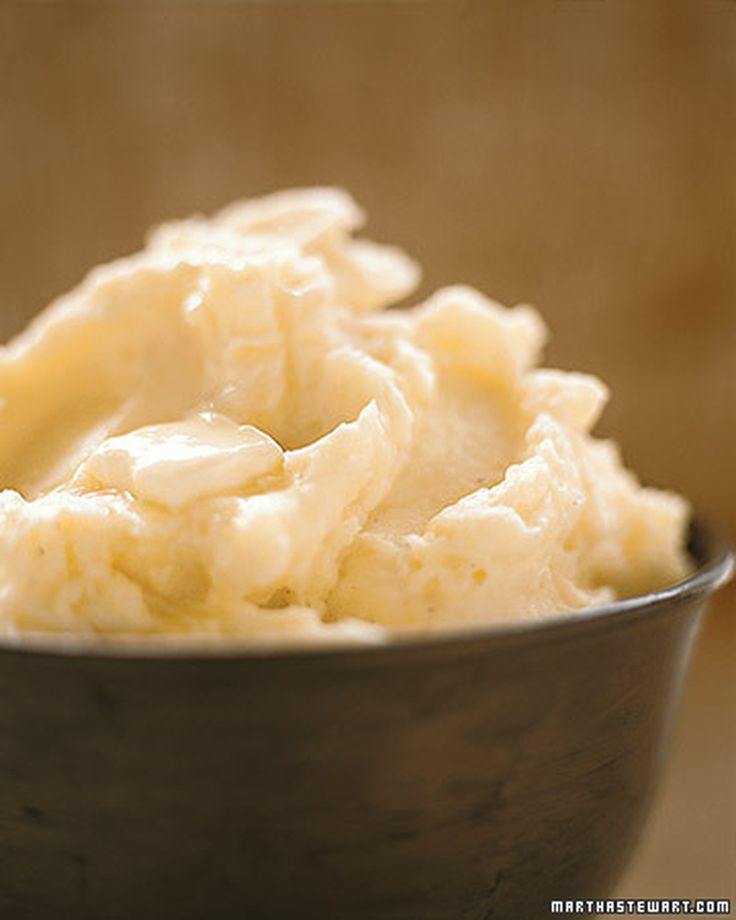 Perfect mashed potatoes - Instant potatoes from the box can't compare to this homemade version.