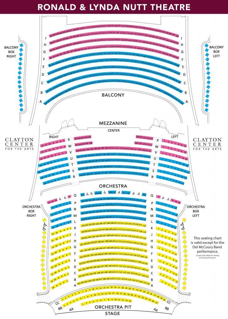 The Brilliant Nats Stadium Seating Chart