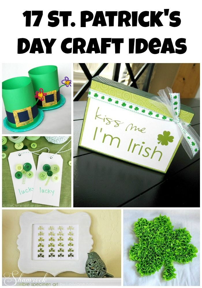 333 best images about st patricks day ideas crafts for St patrick day craft ideas