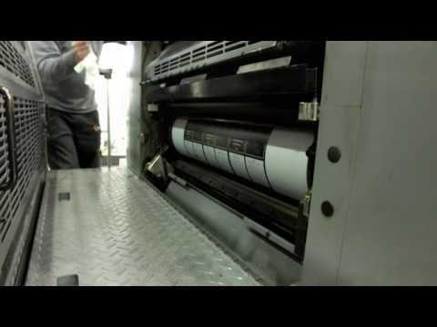 Impressão offset - Minerva