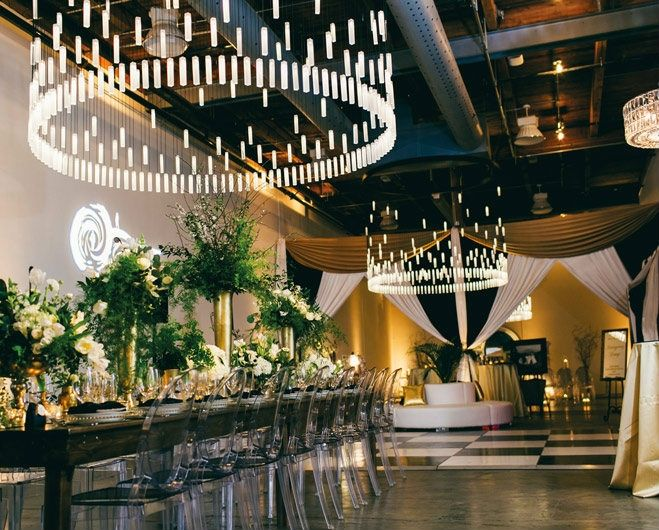 Southern Exposure: Three New Industrial-Chic Seattle Wedding Venues  photography by LOVE SONG PHOTO