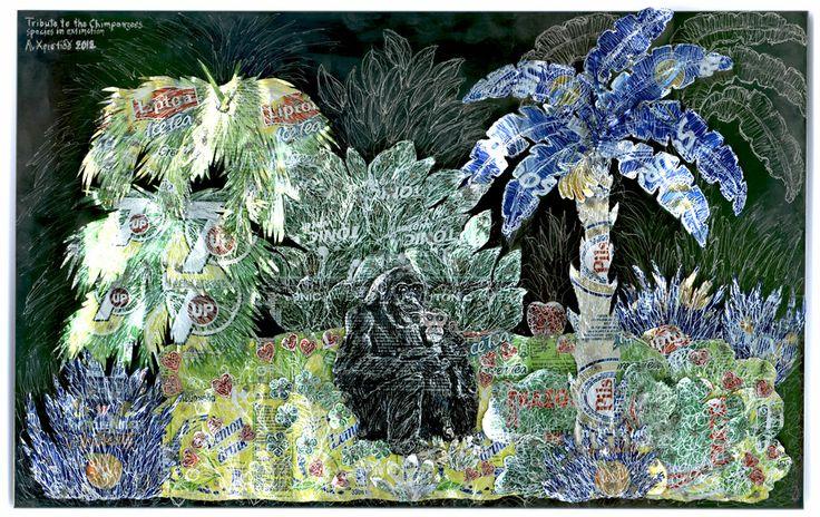 Λευκή Χριστίδου Primates and Evolution