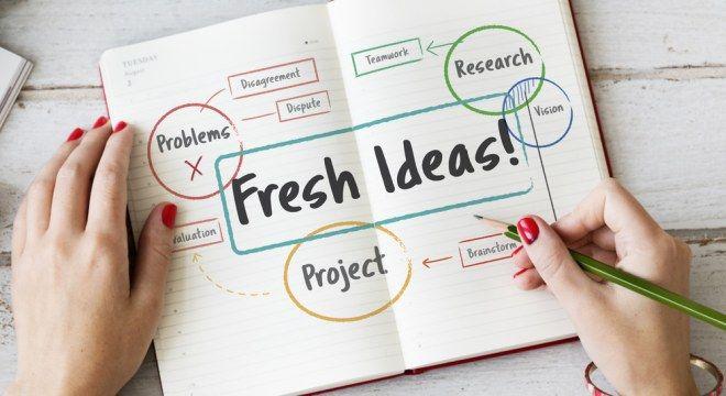 Brainstorming – Mit diesen vier Methoden gehst du auf Ideenfang