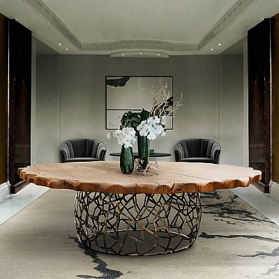 25+ Best Ideas About Esstisch Oval On Pinterest | Ovale Esstische ... Esstisch Barock Modern
