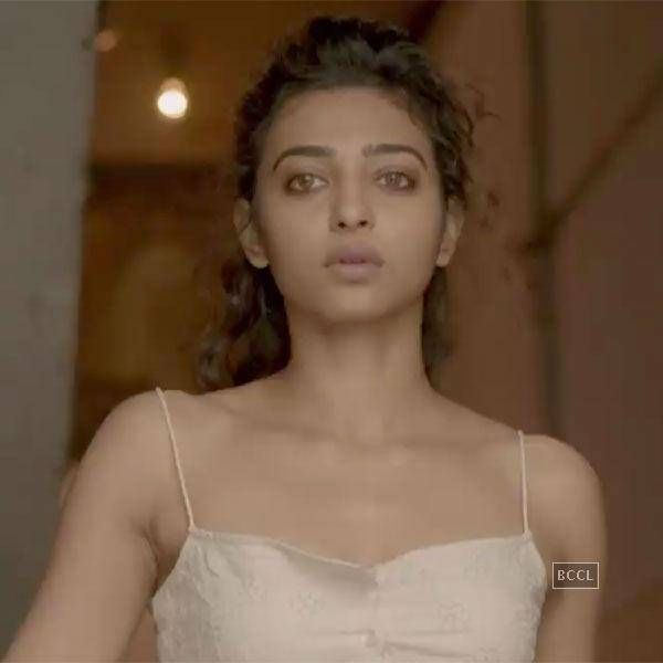 Radhika Apte is well-known to display her acting prowess